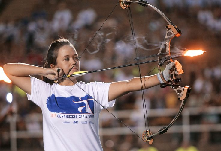 Could Compound Archery Become an Olympic Sport? Really interesting stuff about archery competitions!