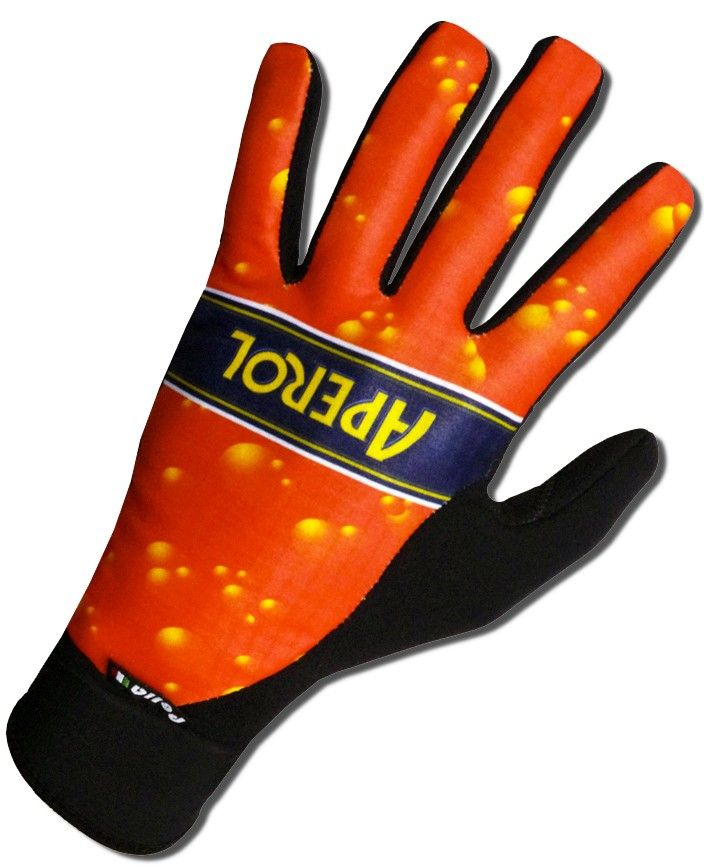 Guanti Ciclismo Invernali Aperol - Store For Cycling