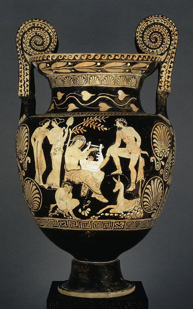 Les 25 meilleures id es de la cat gorie vase grec sur - Dessiner un vase ...