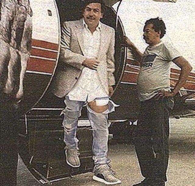 Pablo Escobar vs Yeezy