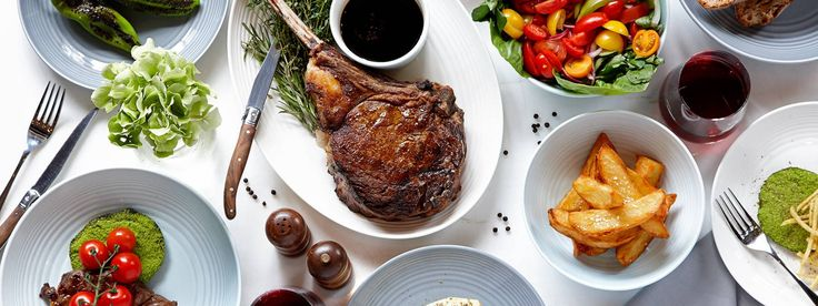 Tomahawk steak with truffle brie mash | Recipes | Gordon Ramsay Restaurants