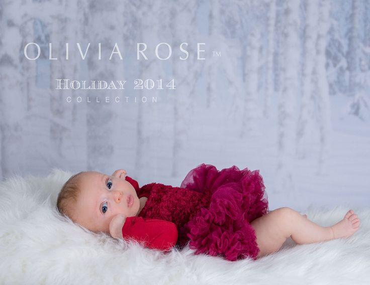 OLIVIA ROSE HOLIDAY 2014