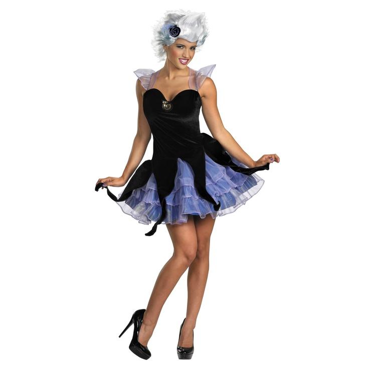 ursula!: Ursula Costumes, Sassy Ursula, Halloween Costumes, Adult Costumes, Woman Costumes, Disney, The Little Mermaids, Costumes Ideas, Halloweencostum
