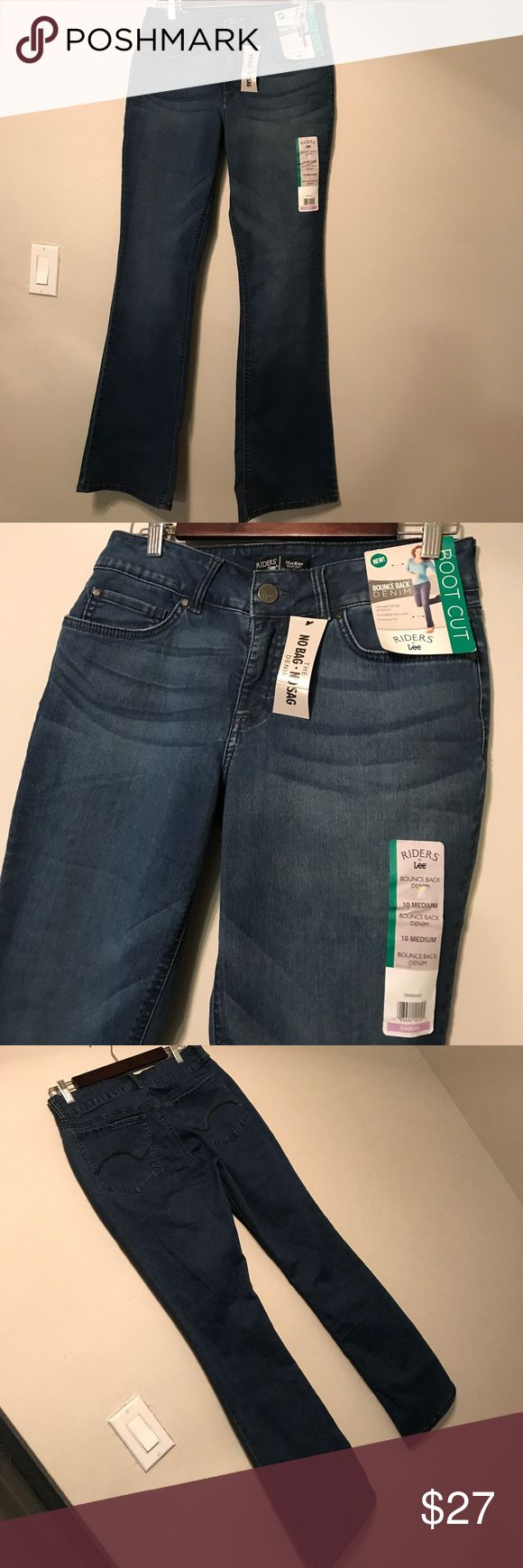 Riders by Lee Jean New! Midrise Boot universal fit. No trade No lowball. Mill264 Lee Jeans Boot Cut