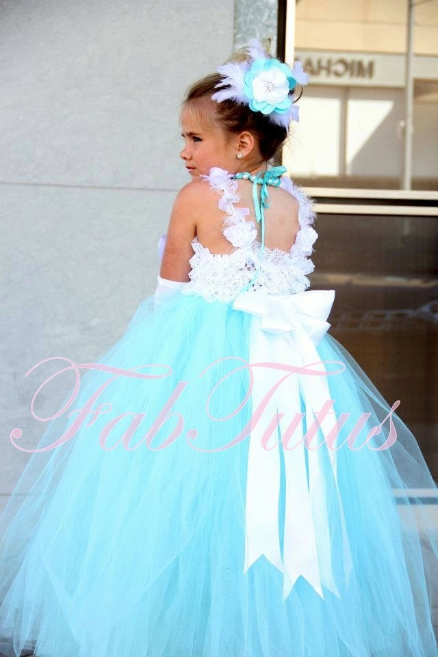 25  best ideas about Blue flower girl dresses on Pinterest ...
