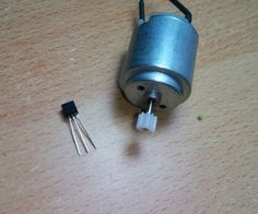 To drive a DC motor you need a larger amount of current than Arduino board can give. For that reason you must use a transistor. Transistors have limits and maximum specs, just be sure those values are enough for your use.The transistor we are using for this tutorial is P2N2222A and is rated at 40V and 200mA, it just perfect for one toy dc motor.Note: If your motor needs more current than 200mA you can just buy another transistor (ask the staff in the electronics store). The connections…