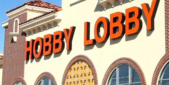 Hobby Lobby Coupon: 40% off 1 item!