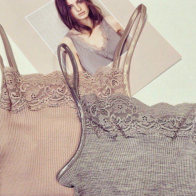 Finest silk lace top #rosemundecph #favourite #lace #top #finest #silk #essentials #rosemunde #aluxuryfeelingeveryday