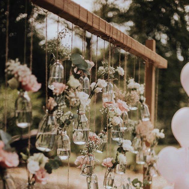 139 Ideen für eure Hochzeitsdeko – Die schönsten Inspirationen von der Trauung bis zur Tischdeko
