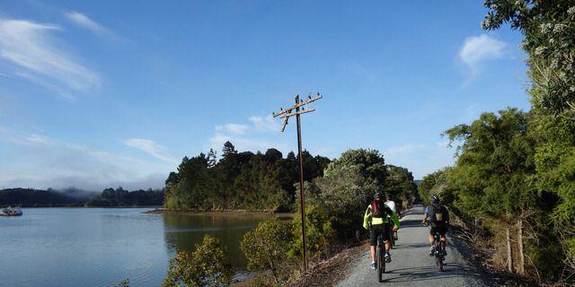 Cycle trails nz