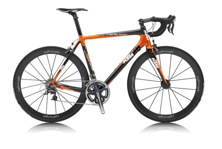 KTM road bike - I want yoooooou.