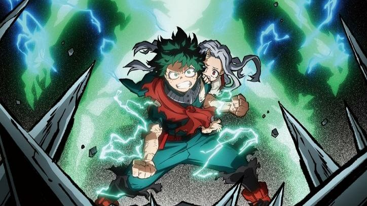 My Hero Academia Season 5 Officially Announced Anime My Hero Academia My Hero