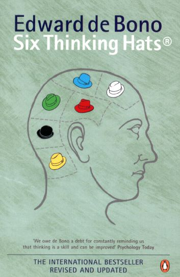 Book review- Edward de Bono- Six Thinking Hats