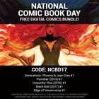 Free Marvel Digital Comics for National Comicbook Day. #freebies #freebiesinmail