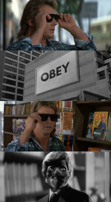 They Live (1988, dir. John Carpenter)