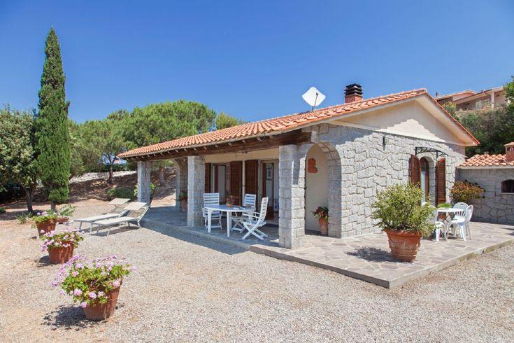 Ferienhaus Elba direkt am Meer nahe Capoliveri Elba