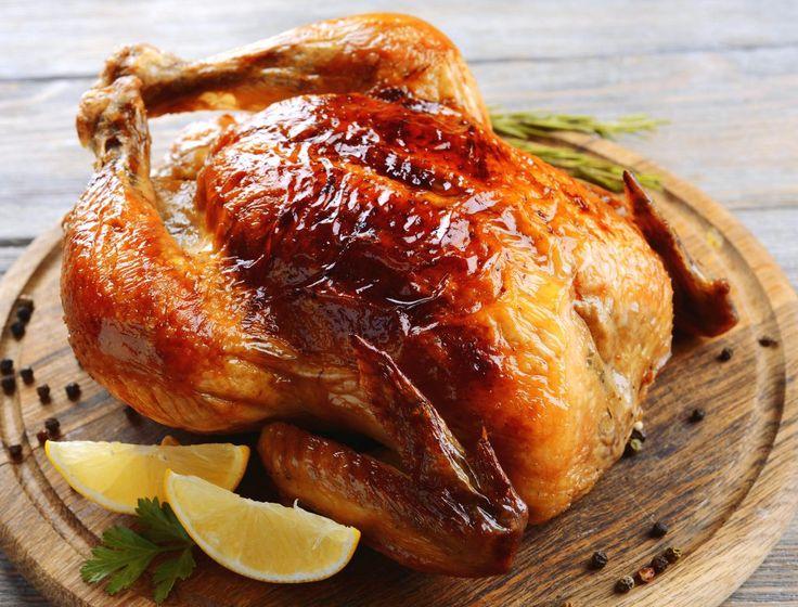 Pui întreg crocant | Retete culinare - Romanesti si din Bucataria internationala