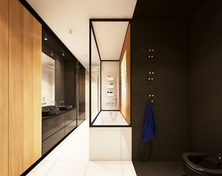 7 Best Salle De Bain Images On Pinterest | Architecture, Bamboo