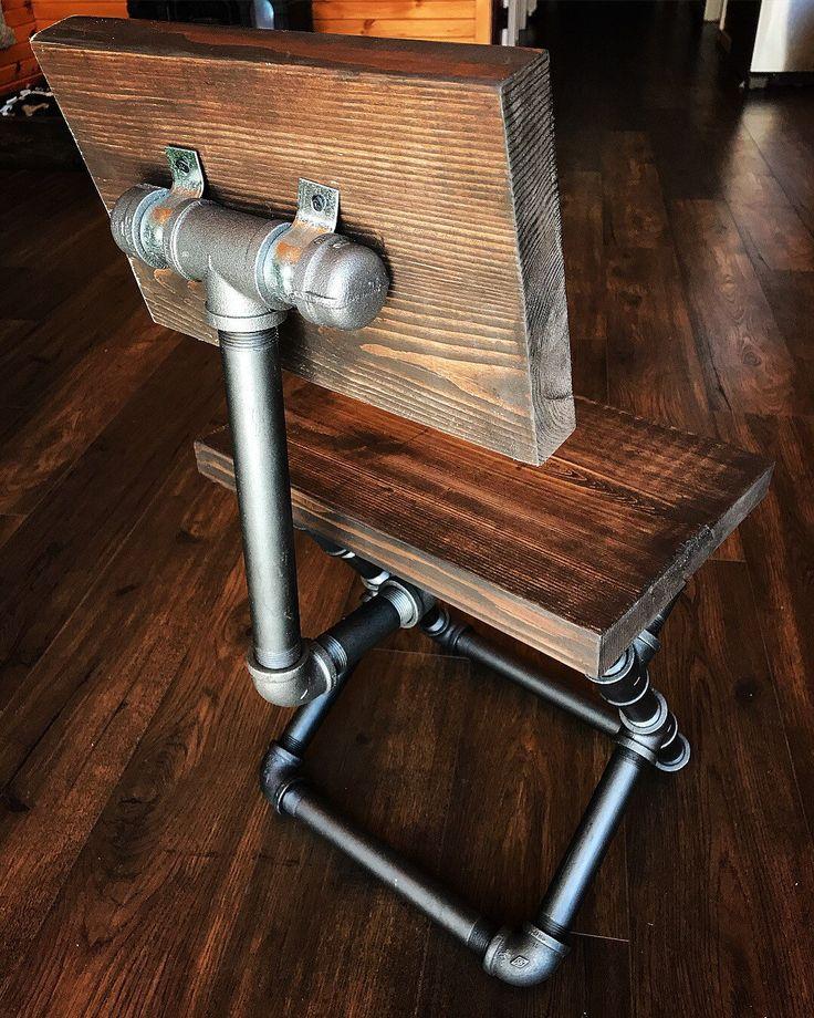 легко столик из водопроводных труб своими руками фото можете поделиться своими