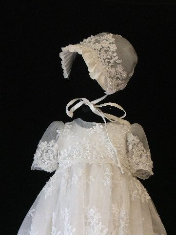 e8b0b0d7224 Angela West Christening gown set Monica Rose by angelawesthgowns ...