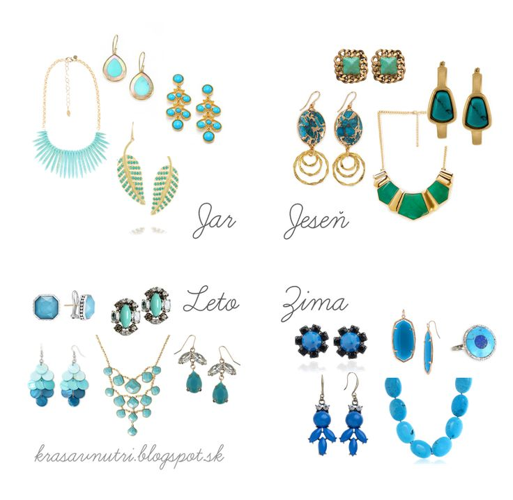 Turquoise and Aqua - The smell of the sea in closet | Aura Beauty