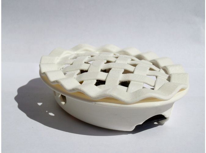 Pi Dish: Raspberry Pi case that looks like a pie!  repined by Dara Medes
