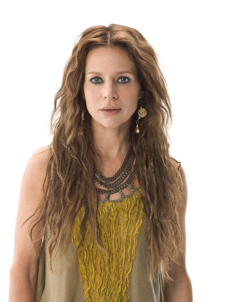 "Vikings S1 Jessalyn Gilsig as ""Siggy Haraldson"""