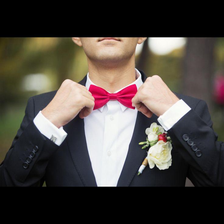 Wedding. Groom