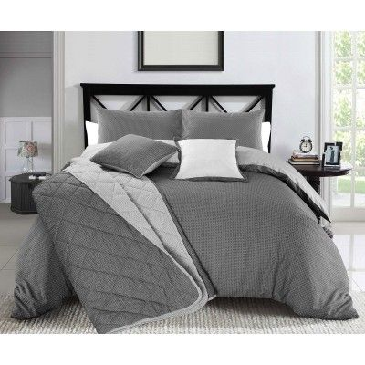 Christian Geometric Duvet Cover Set