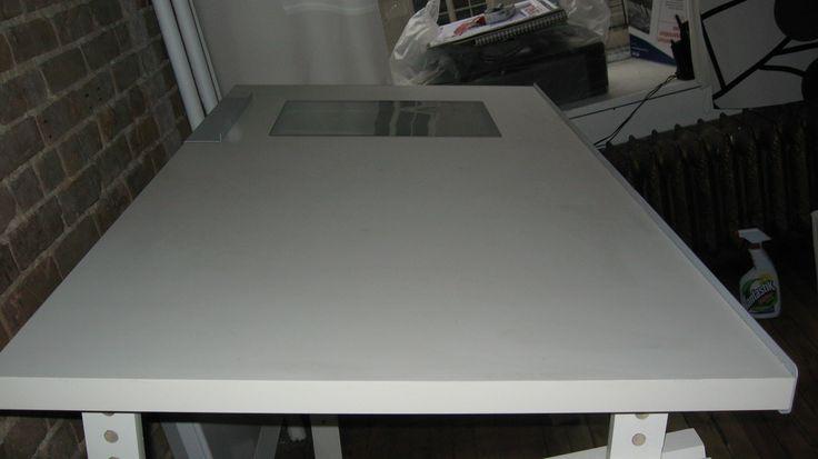 Ikea Drafting table w/ light box $100 | by lizplaysaround