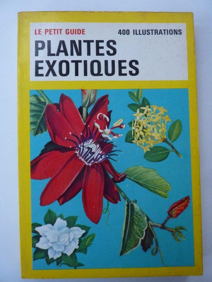 Guide Plantes Exotiques