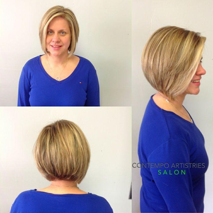 Admirable 1000 Images About Hair On Pinterest Thin Hair Medium Hair Short Hairstyles Gunalazisus