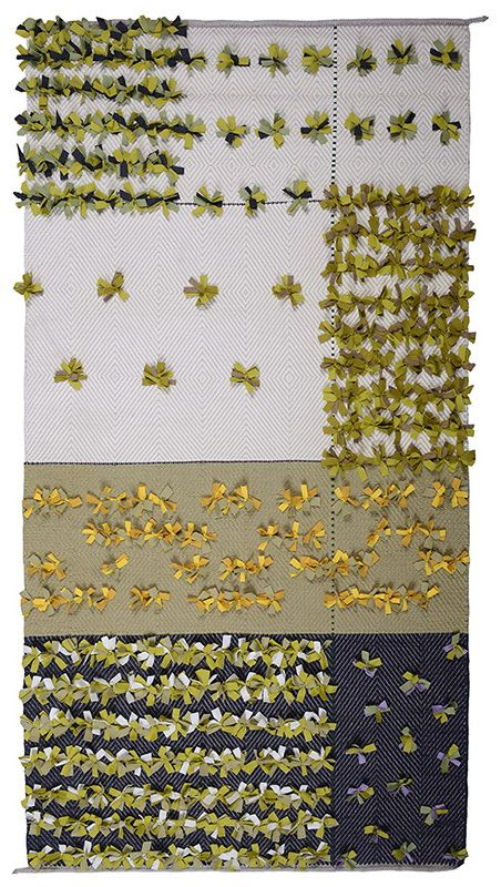Carpet Potager for Vandra Rugs - Ami Katz/3dO arkitekter
