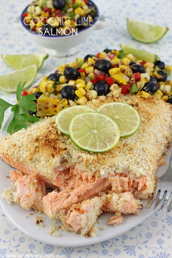 ... Salmon on Pinterest | Crusted Salmon, Baked Salmon and Smoked Salmon