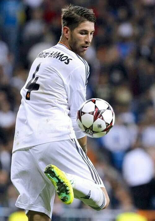 Spain football stars | Sergio Ramos