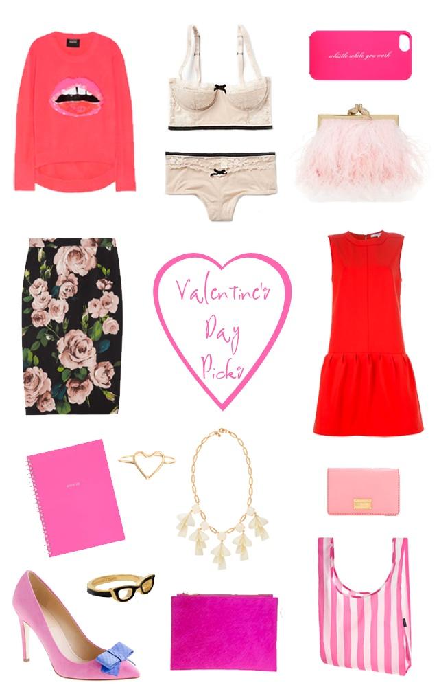 Valentine's Wish List | Comfy Cozy Couture Valentine's Presents for Her | Valentine's Day Presents |
