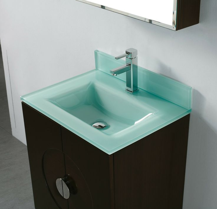 1000 images about 5th wheelers on pinterest glass sink for Tempered glass countertop