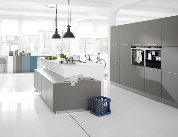 Kitchen Ideas: Modern Inspiration   nolte-kitchens.com