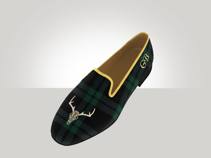 Soon on gabrielbespoke.com  Made to request summer slipper.