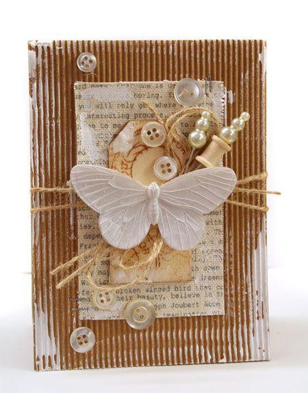 131 Best Cards Acetate Parchment Vellum Images On Pinterest