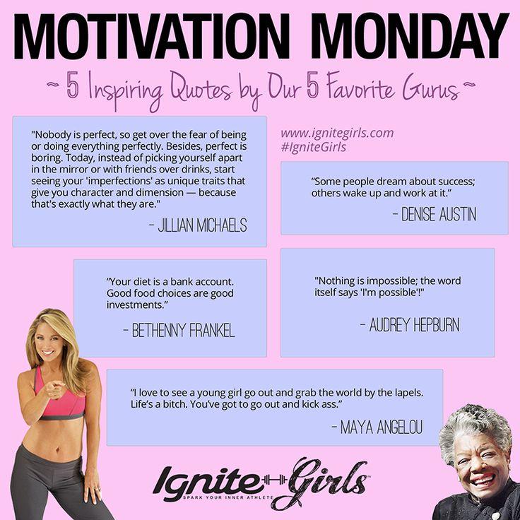 #MondayMotivation #quotes #ignitegirls #women