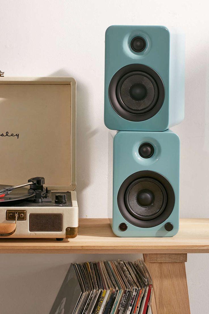 Delightful Kanto YU3GT Powered Desktop Speakers Part 6