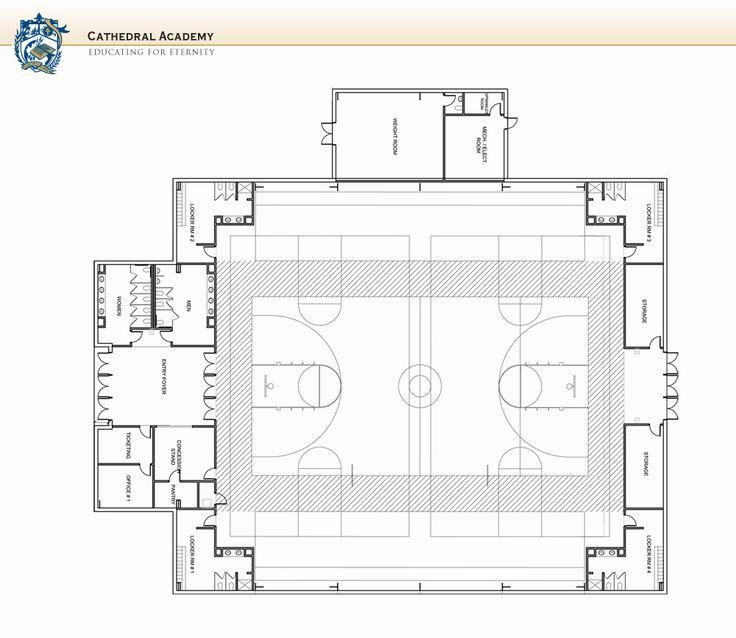 Gym floor plan design schools pinterest floor plans floors and gym for Sports complex planning design
