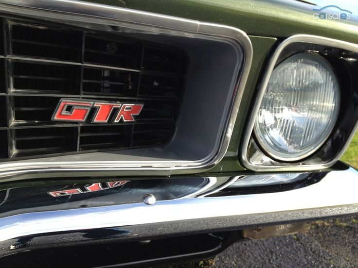 1972 Holden Torana LJ GTR