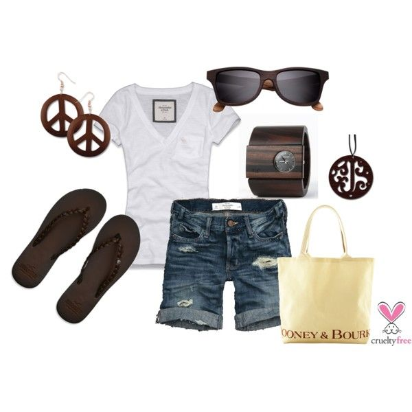 Summer outfit, created by pbmhuck