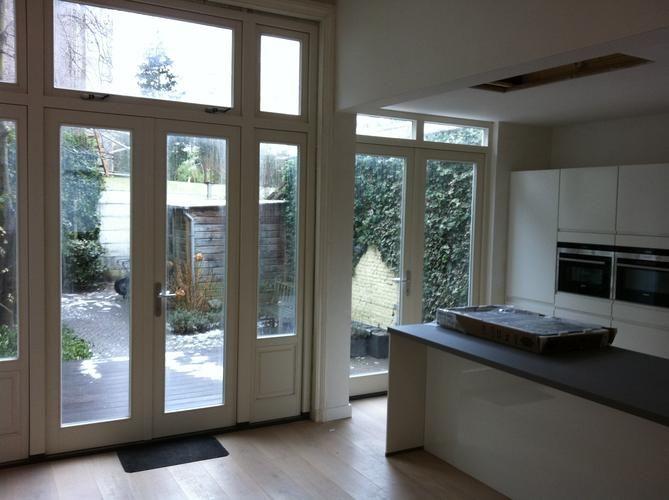 Jaren 30 woning uitbouw google zoeken keuken - Keuken en woonkamer in dezelfde kamer ...