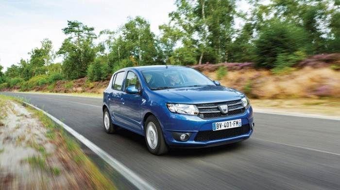 2013 Dacia Sandero Review and Price