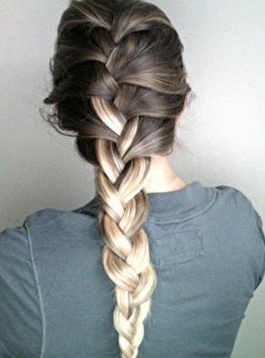how to hair make it different : braid #hair (this tutorial is awesome) hair Pinterest Braid ...