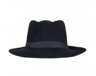 Black Trilby Hat £7.99 - Redeem Discount using Select Voucher Code on your online order also get free shipping - https://www.facebook.com/SelectVoucherCode