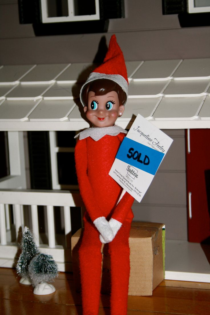 Elf On The Shelf Buys Real Estate Elf On The Shelf